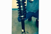 Automotive Suspension Repair in Pensacola, FL / Bobby Likis Car Clinic / PreRepair® Service Shop handles suspension repairs. 850-477-9480 || www.CarClinicService.com