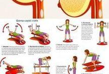 грудь упражнения
