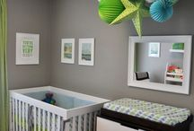 Min's Baby Room / Color and Decro