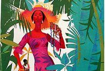 Caribbean Nostalgia & Art