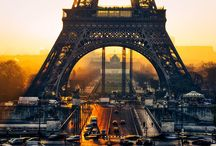 Paris / Paris - city of love.