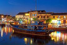 夜景美しき郷愁の古都散歩 / ベトナム&ラオス