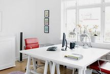 Hands Up! Office Space Makeover / by McKenzie Hope Lynn