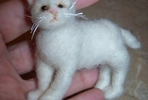 Needle felting / by Sue Miller