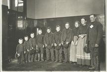 ELLIS ISLAND / FAMILY ORIGINS / by Margaret Richardson