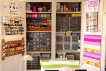 Dream craft room