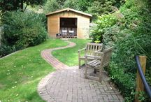Debbie and James front garden / Garden