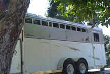 ♣Horse Trailers & Carriages ♣ / by Michelle Kucirka