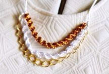 DC CRAFT by Irene Wirjadi / Artfully crafted satin jeweleries