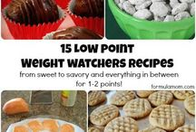 Weight Watchers Stuff  / by Tracey Sibold