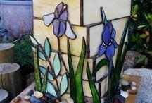 szkło,witraże, mozaika