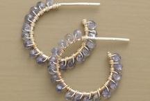 Tråd / Wire / Ideer med tråd i sølv eller kobber