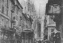 Milano nostalgia