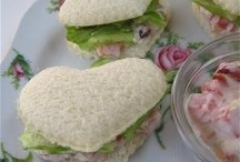 Afternoon Tea Anyone? / Delicious and easy ideas for afternoon tea with friends or special occasion tea parties!