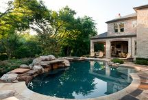 Landscaping: Pools