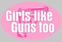 Guns / by Amber Bachim