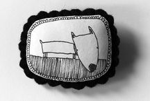 Brooches _