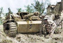 zerstörte panzer