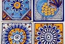 mozaic sau faianta