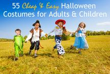 Halloween Costumes & Crafts / Celebrate all-things #Halloween for less with our guides and favorite tips for #costumes, crafts, recipes and more!