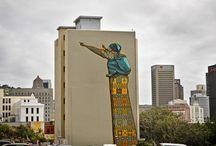 Street Art! / by Issa Calandri