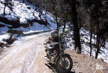 Motorcycling Holidays India