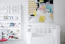 Nursery & KIds Decor / Surround your children with pictures of the people who love them the most!
