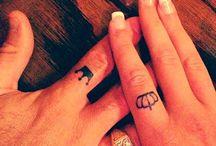 tatoo para pareja