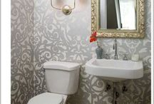 Bathrooms (powder) / by Maire Costas