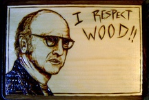 Champstiles Woodburning / A collection of pyrography from artist Chris 'Burns' Bennett.