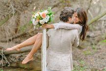 Creekside Wedding Styling / Creekside Wedding Styling