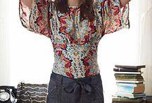 fall/winter fashion ideas / by Susan Denice