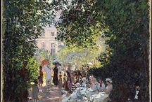 Monet claude / Peinture