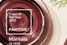 Marsala- color of the year