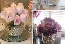 Vasos decorativos