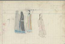 American Indians Drawings