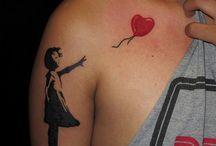 Tattoos / by Gloria Ann Miller