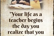 Teacher resources, prayers and quotes