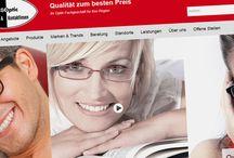 Websites / Unsere Website-Referenzen im Überblick