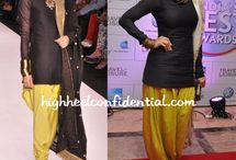 Suits and sarees