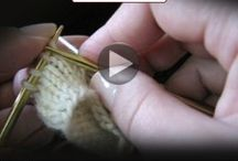 Knitting - Tutorials / by Tracey Gould