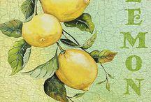 Collect | Luscious Lemons