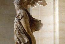 Favorite artwork / Toutes les peintures, sculpures que j'aime /// All the paintings and sculpures that i like