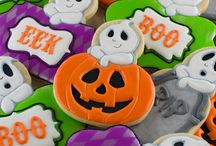 Halloween Cookies / Adorable Halloween Cookies
