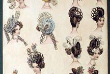 1830's fashion / by Ann Steinhauser