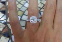 Alianças/anel de noivado
