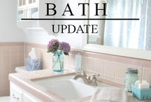 bathrooms / by Brittany Bozarth