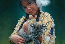 Indiánské umění