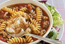 Soups, stews & beans