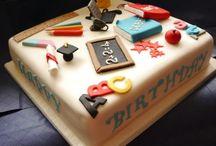 cake school theme